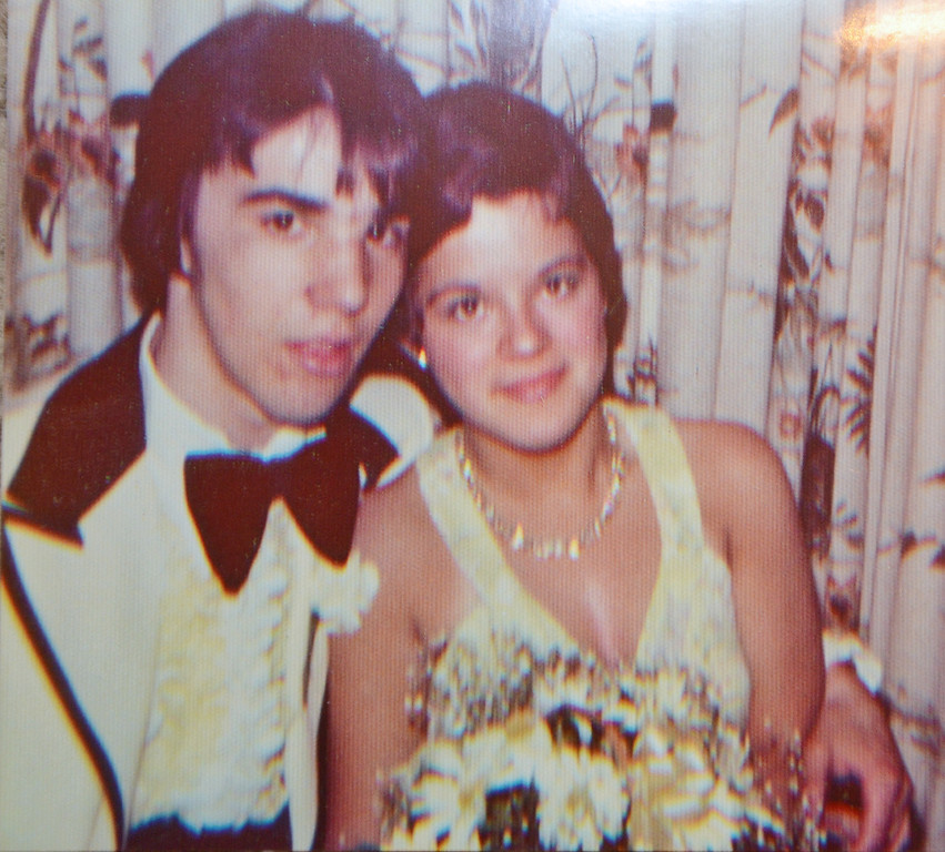 Description of . Rick and Cheryl Clouthier attended the 1975 Fitchburg High senior prom. They were later married in 1977. The Clouthiers reside today in Fitchburg. SENTINEL & ENTERPRISE / Ashley Green