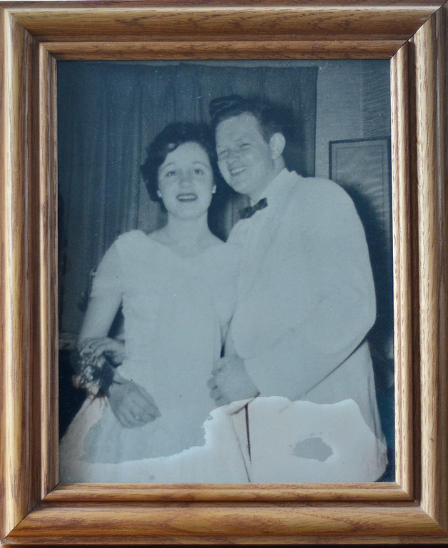 Description of . Roberta and Dave McClintock attended her prom at St. Patrick's School in Roxbury together in 1958 and 1958. They married in 1961 and have been together ever since. The McClintock's reside in Leominster. SENTINEL & ENTERPRISE / Ashley Green